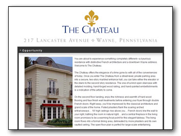 The Chateau